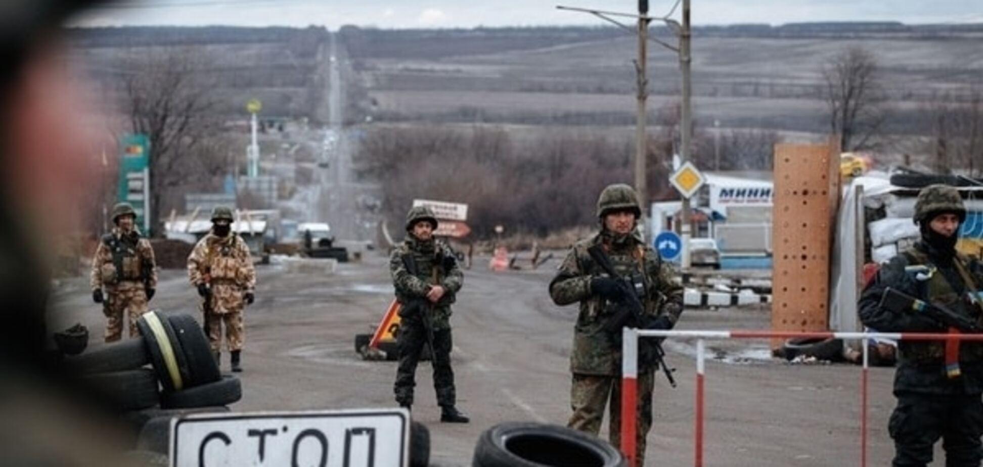 Перемир'я: десантники борються з контрабандою, сепаратисти скуповують гривню і будинки