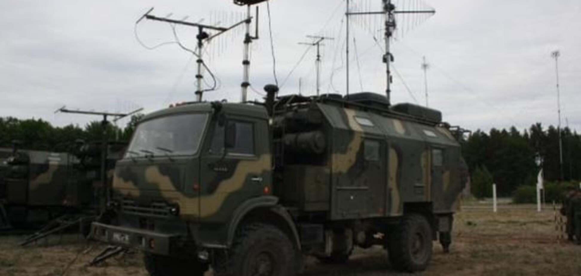У Донецьку засікли російську військову установку радіоелектронної боротьби: фотофакт