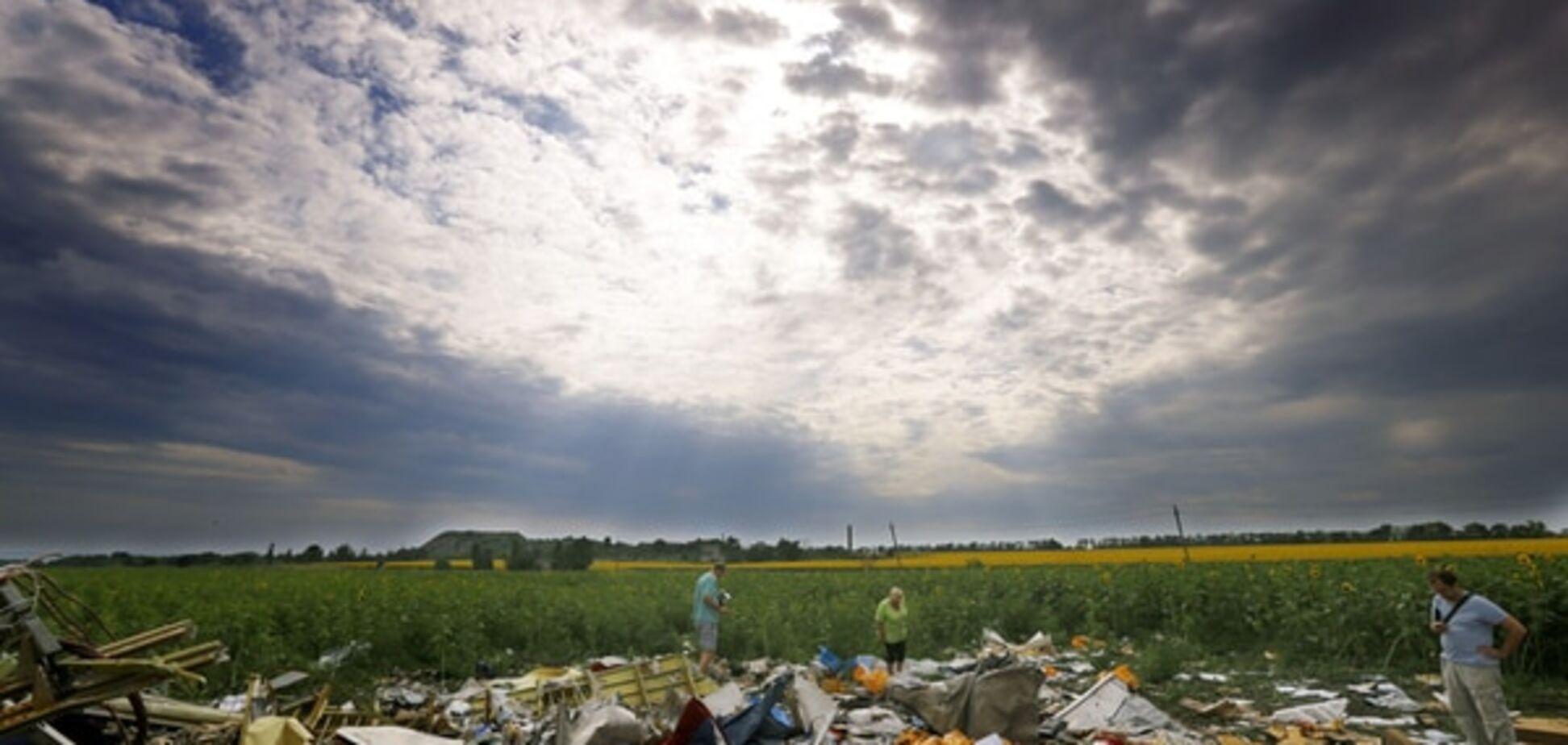 Головна версія Росії про збитий Boeing виявилася фейком: фотодокази