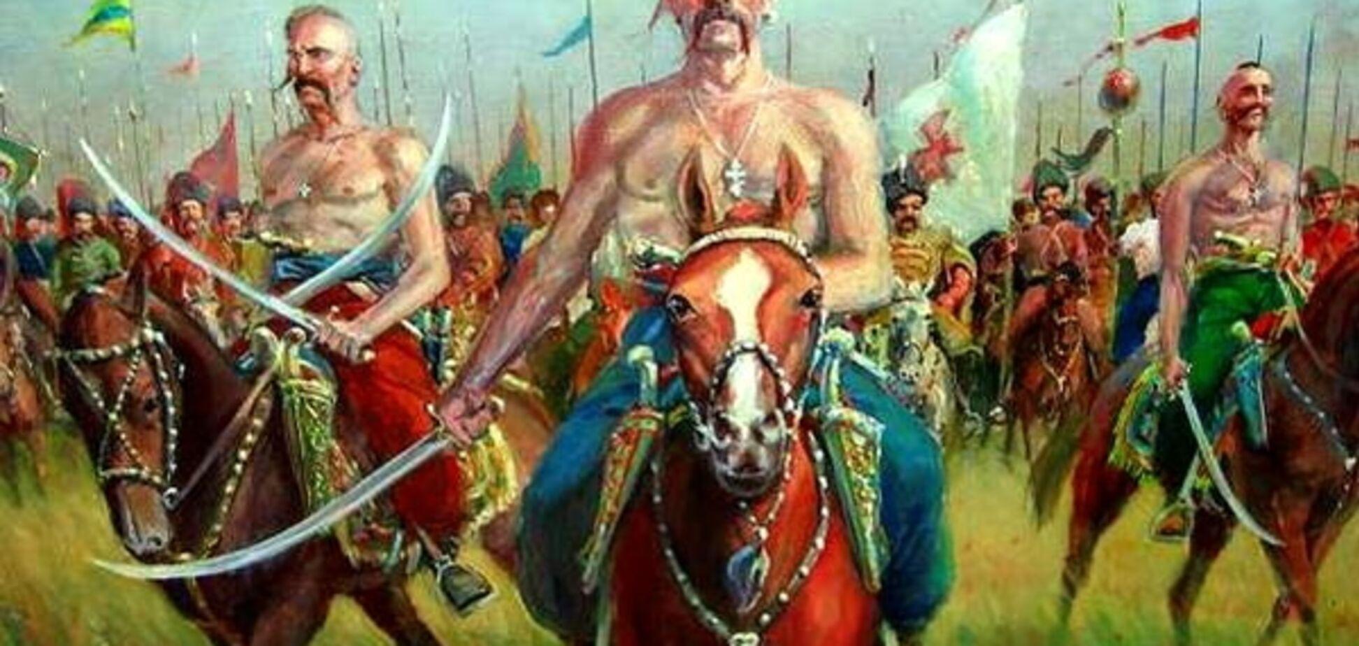 Українські самураї: зібрано дивовижні факти про козаків