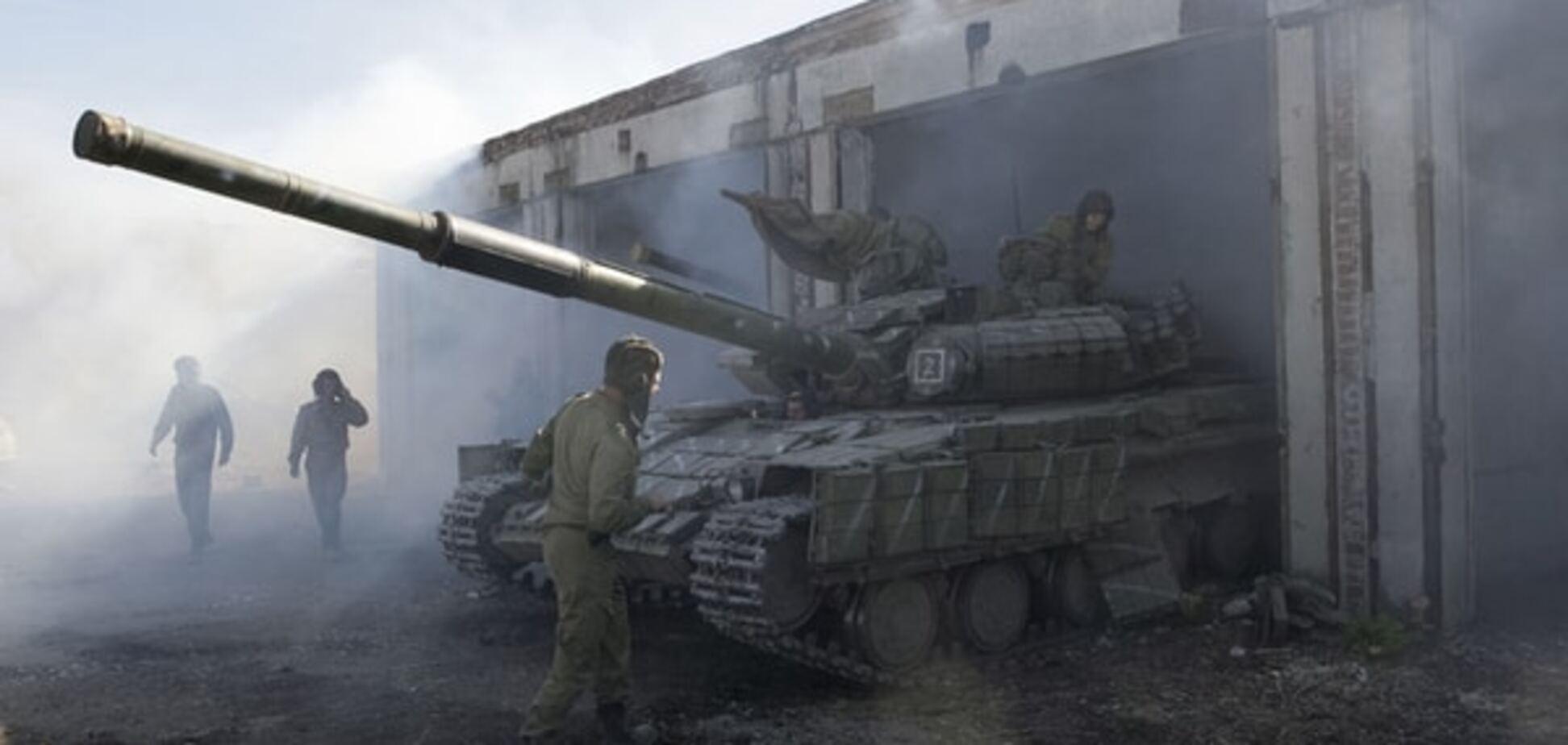 Місія ОБСЄ виявила на Донбасі важке озброєння