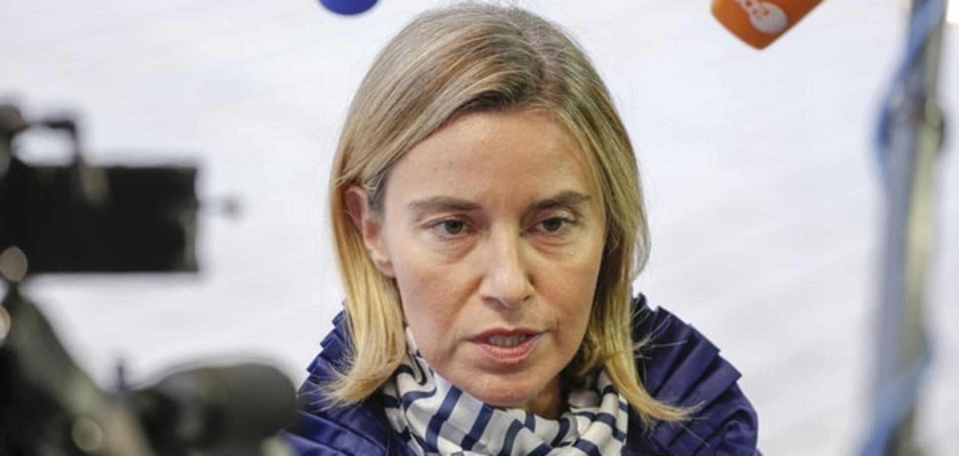 Федеріка Могеріні назвала звіт по Boeing кінцем спекуляцій