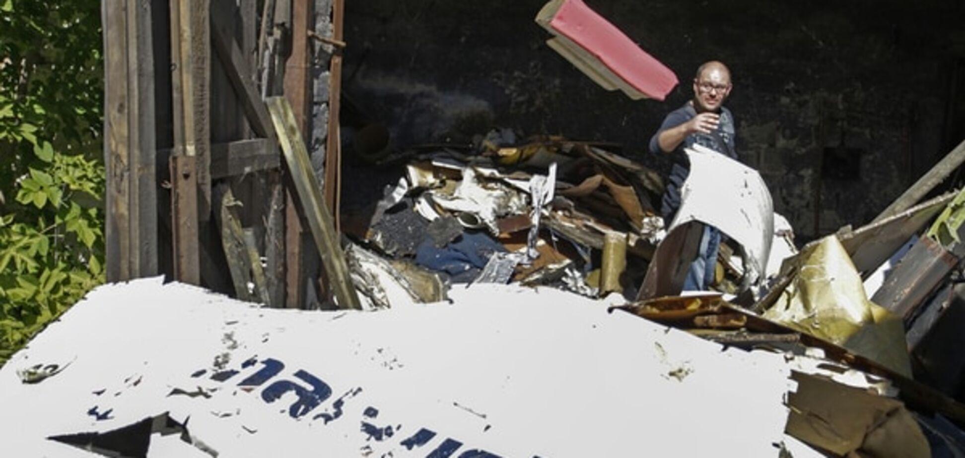 Наливайченко про катастрофу MH17: істинною метою росіян був зовсім інший Boeing
