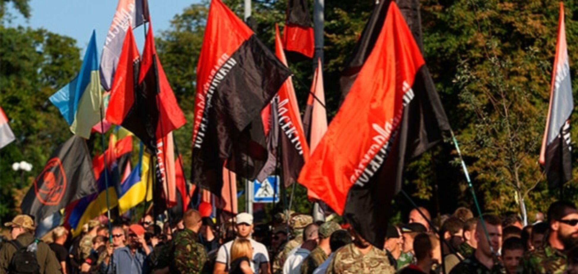 У Києві 'Правий сектор' і 'Свобода' здійснять похід на СІЗО