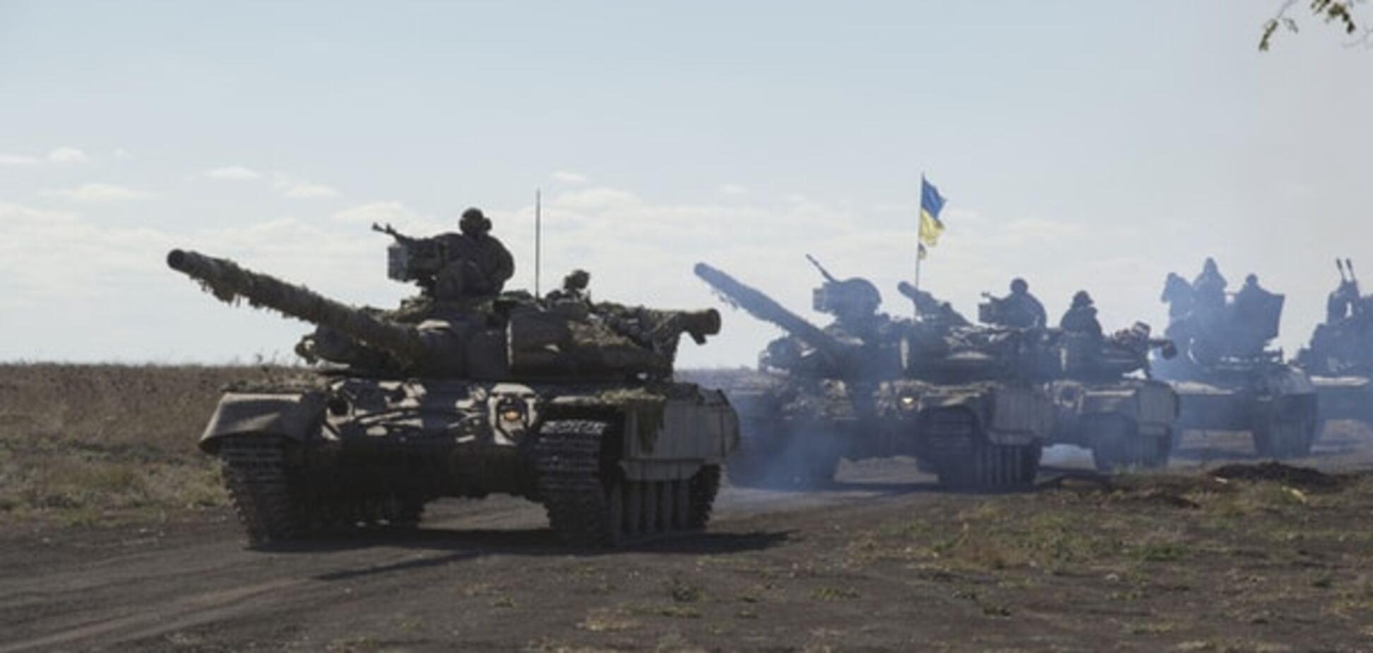 У зоні АТО затишшя: українські військові обладнають позиції