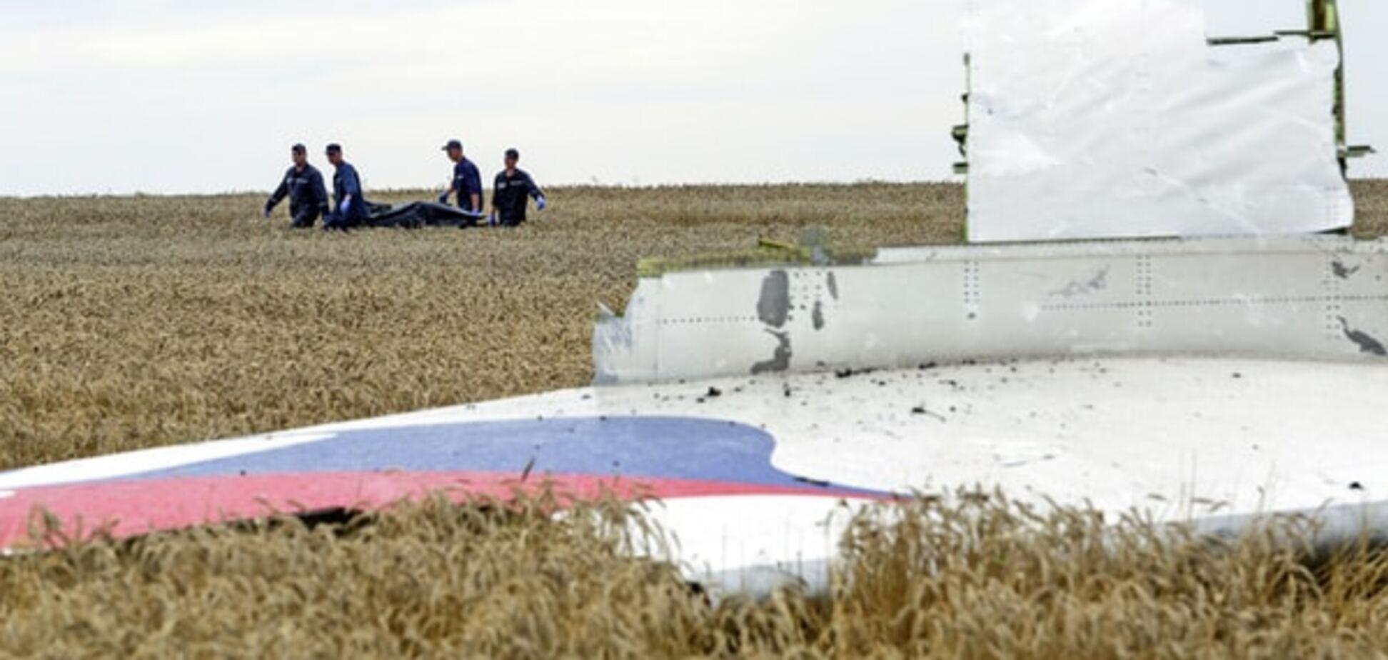 У Росії висунули нову версію аварії Boeing-777