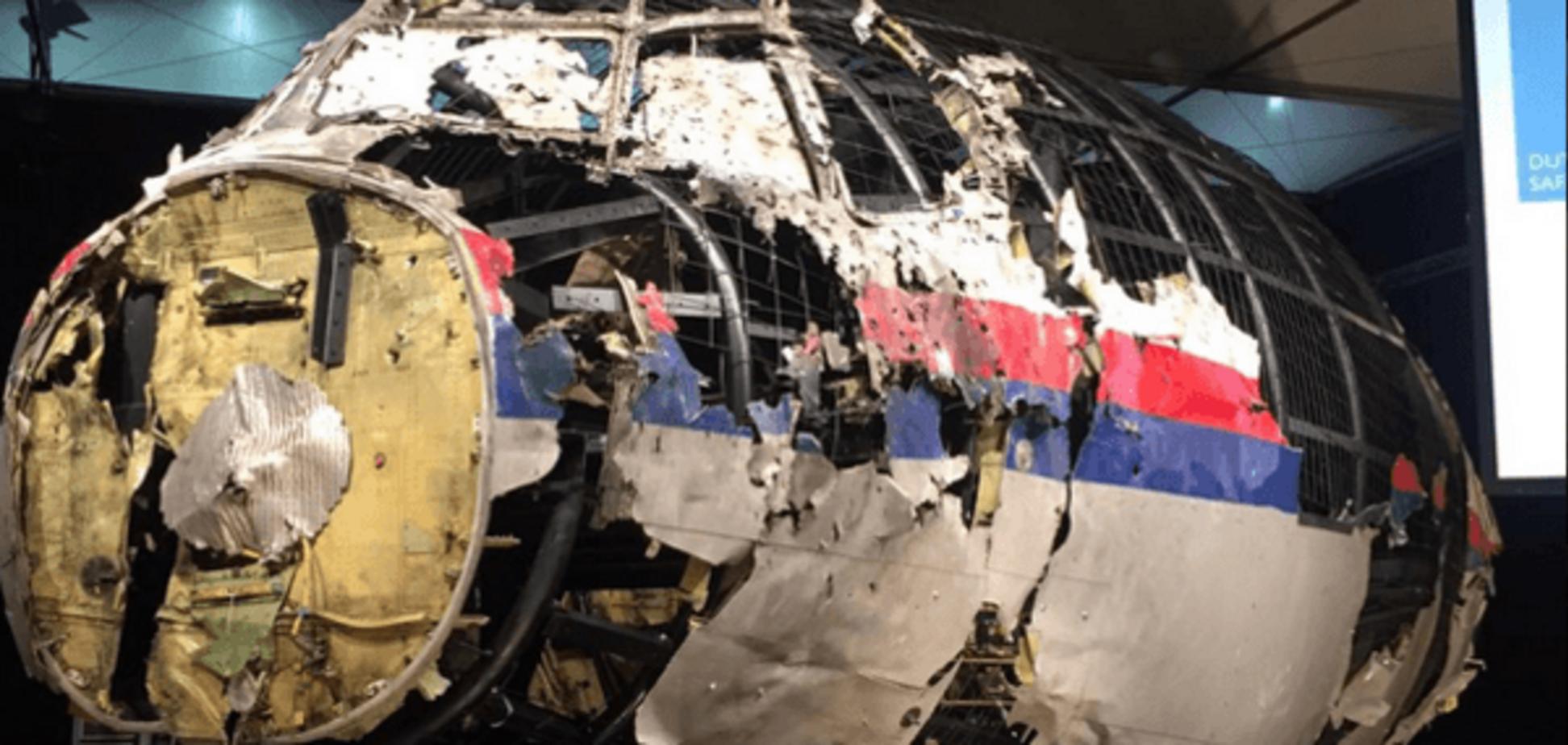 Оприлюднено повний текст звіту по краху Boeing на Донбасі