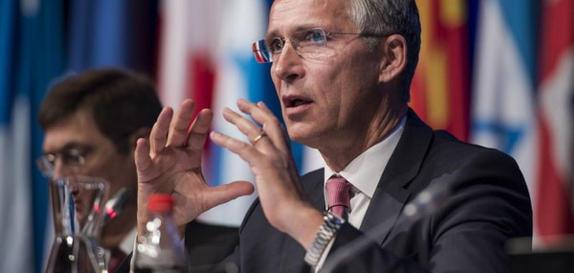 Генсек НАТО закликав передати винних у катастрофі Boeing суду
