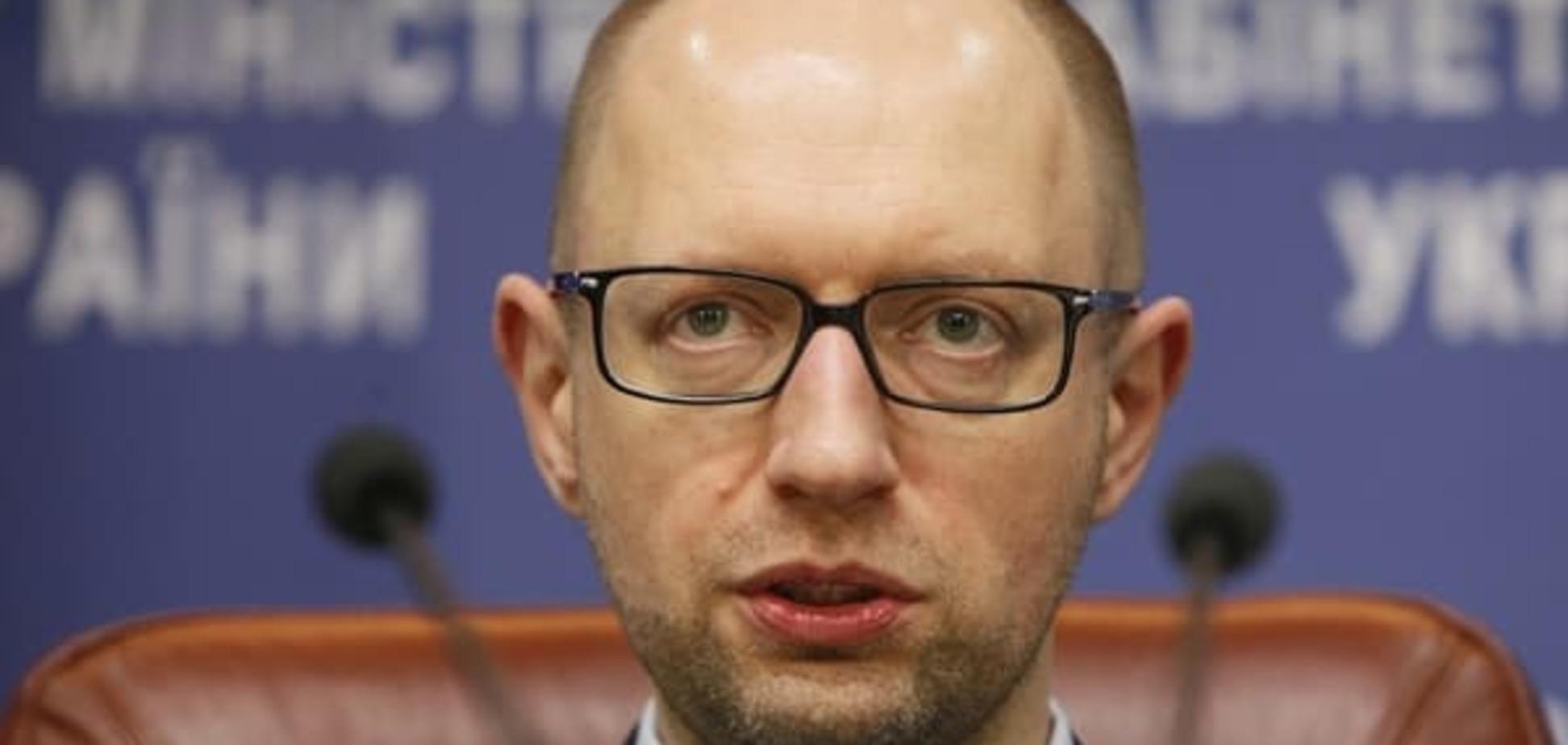 Україна представить свої результати розслідування катастрофи Boeing - Яценюк