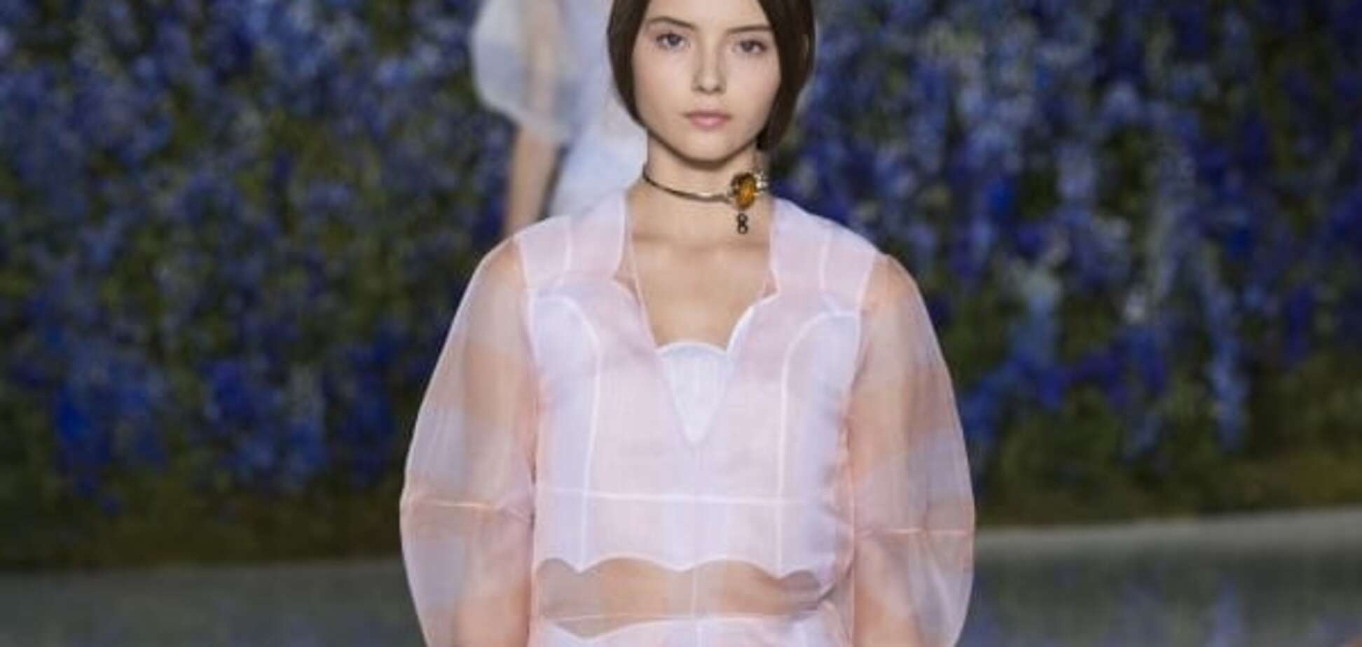 ТОП-5 украинских красавиц, которые блистали на мировых Неделях моды