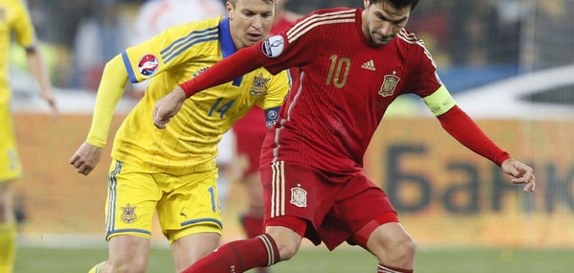 Капітан збірної Іспанії вразив заявою після перемоги над Україною