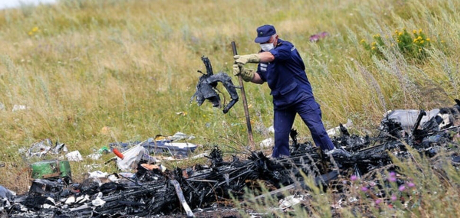 У Росії зняли гриф 'секретно' з частини матеріалів по краху Boeing