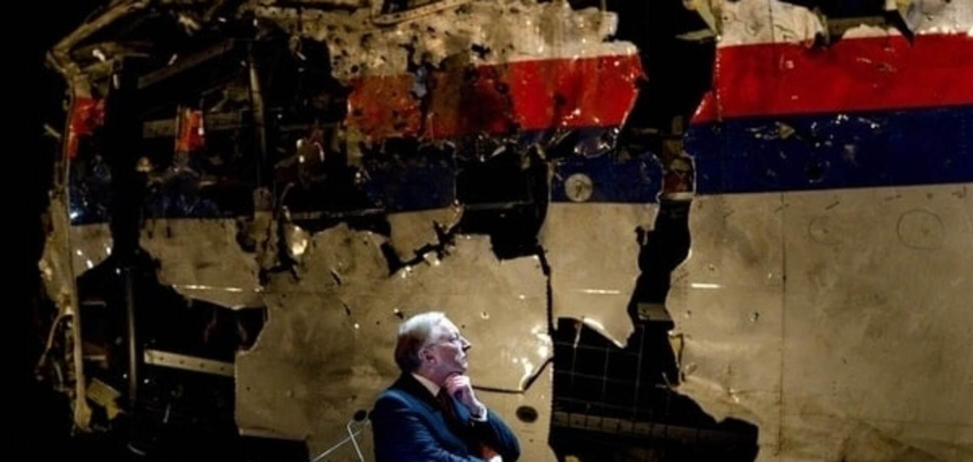 Рабинович пояснив, чому доповідь по MH17 став 'медійною бомбою'