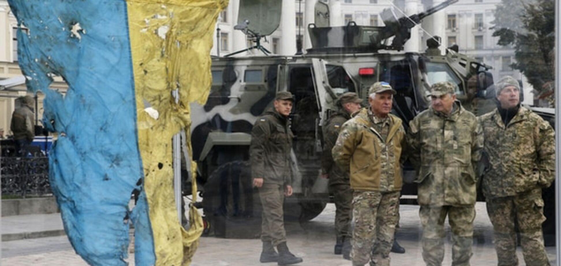 Блогер розповів про успіхи та невдачі української армії за рік