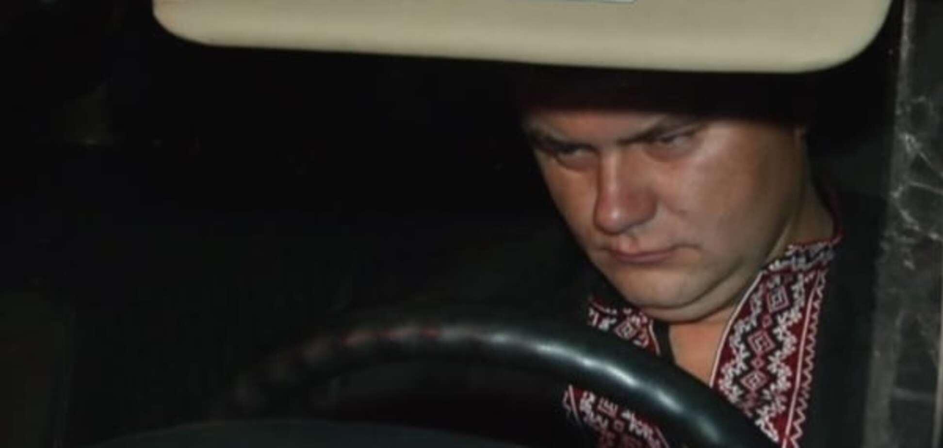 'Пив лише компот': начальника з Херсонської митниці спіймали п'яним
