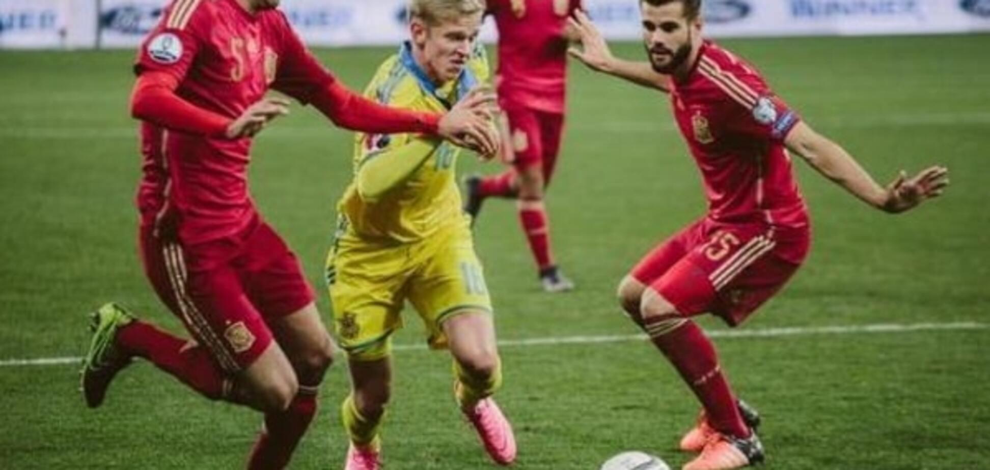 ФІФА може дискваліфікувати сенсаційного дебютанта збірної України