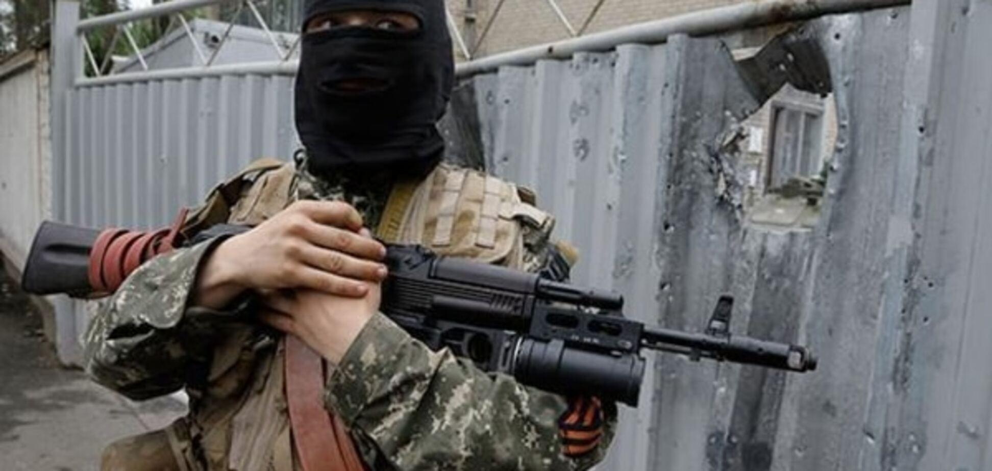 Диверсанти проникають на українські позиції під прикриттям стрілецької зброї