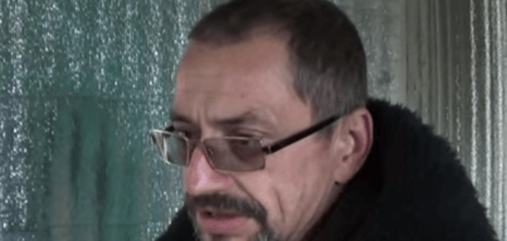 'Живуть у норах, харчуванням не постачають': терорист 'П'ятнашки' поскаржився на забуття