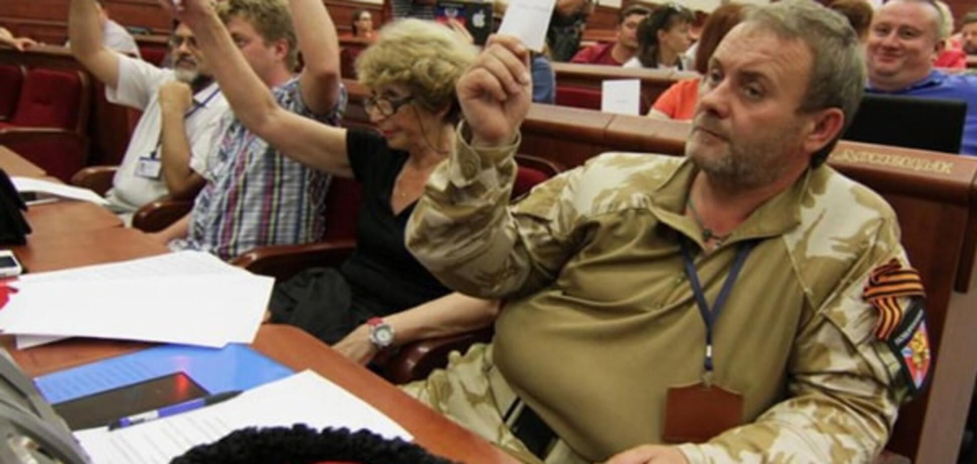 'Парламенту ЛНР' заборонили розглядати питання, не узгоджені з Кремлем
