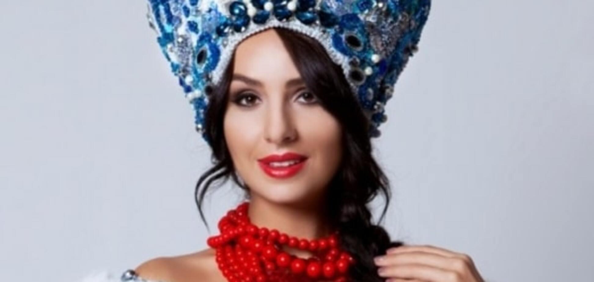 'Королева Криму' підкорюватиме світ в імператорському вбранні Росії