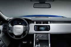 Инфографика тепла: Land Rover показал климат-контроль будущего