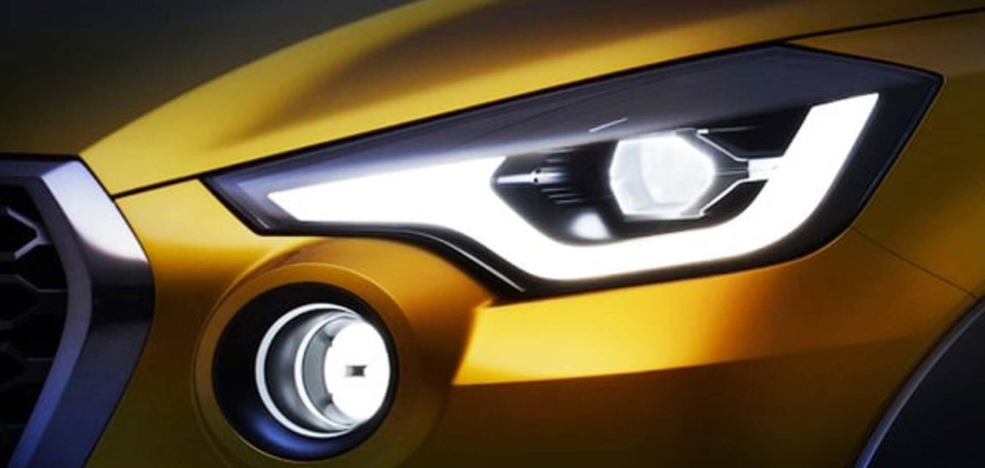 Datsun привезет в Токио бюджетный кроссовер