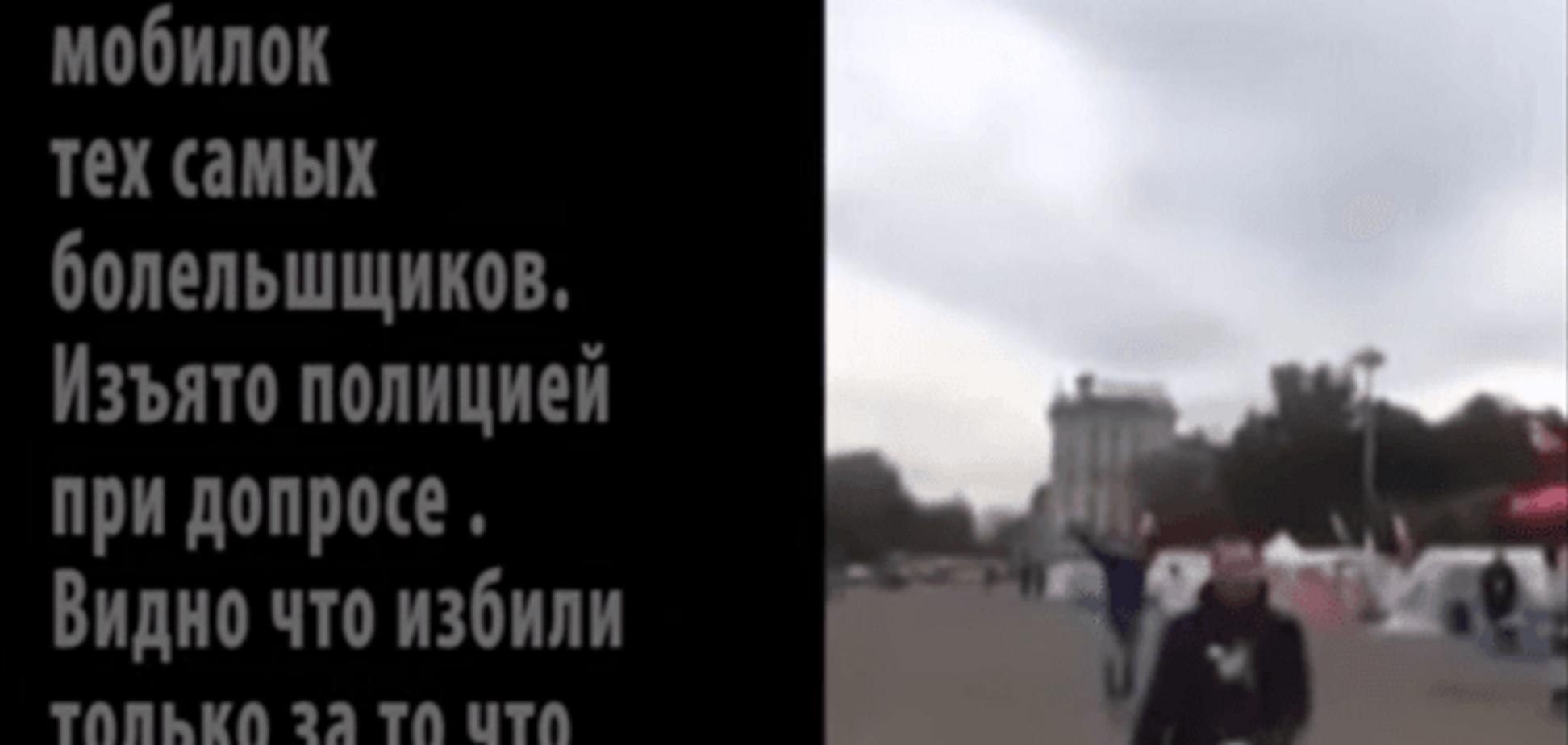 'Вали в Європу, Росія йде!' У мережі показали, за що саме побили росіян в Кишиневі: відеофакт