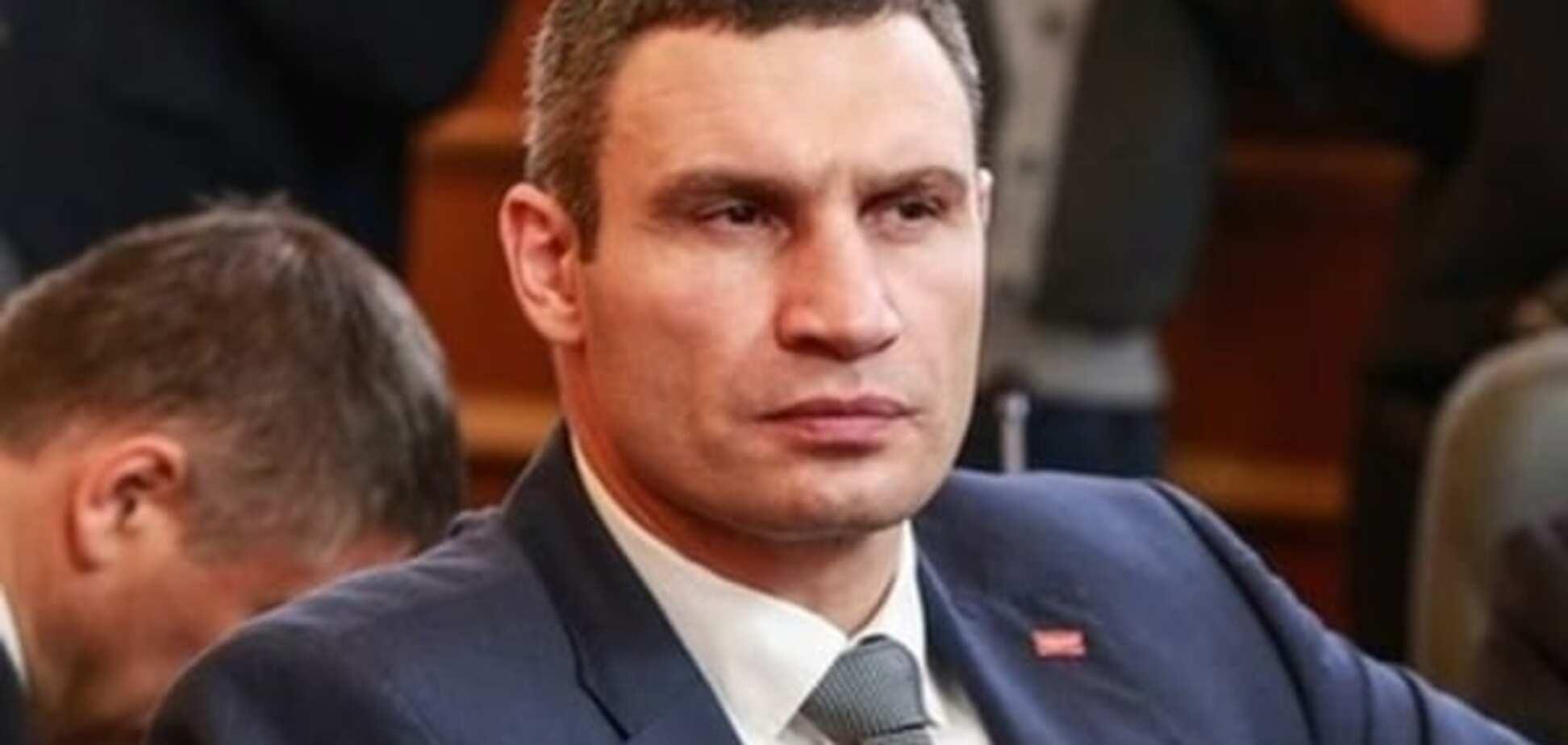 Рейтинг кандидатов в мэры Киева: названы главные соперники Кличко