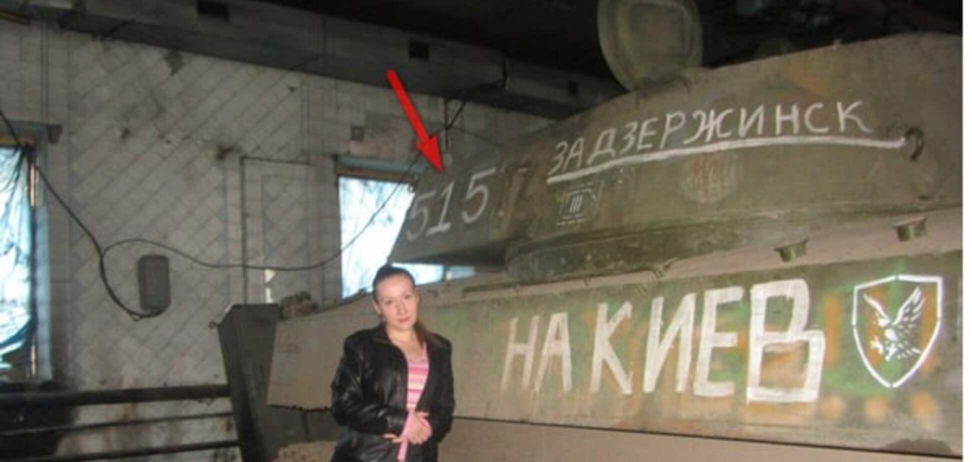 У Єнакієвому виявили чергову російську військову базу: фотодокази