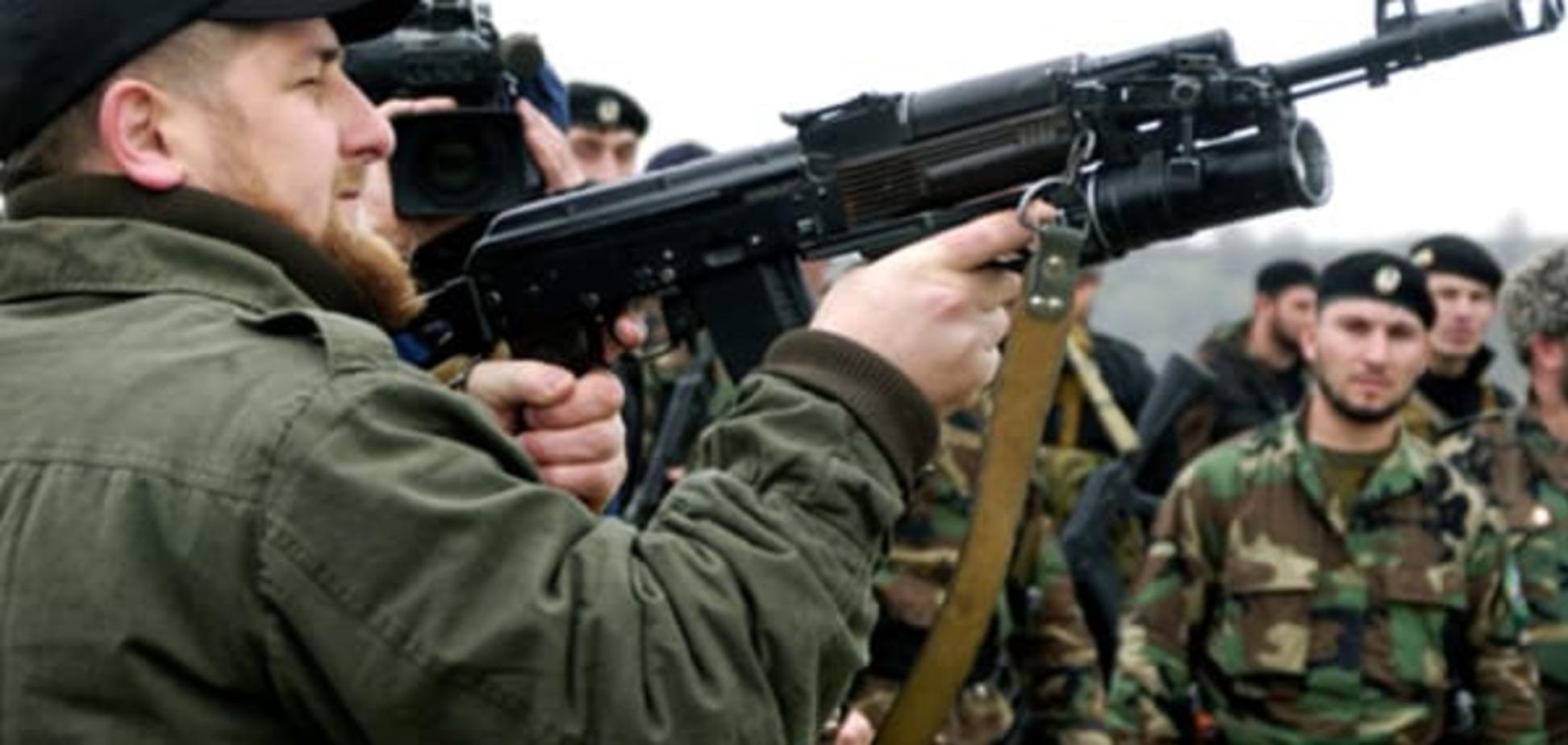 З Донбасу та Сирії на вихід: улюбленець Путіна Кадиров запропонував страчувати терористів у Росії