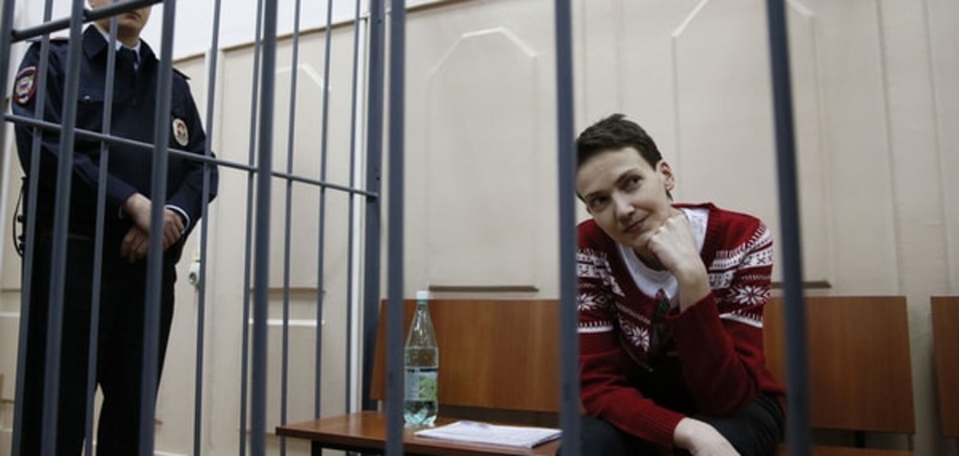 У Путіна дуже боялися за здоров'я Наді - сестра Савченко