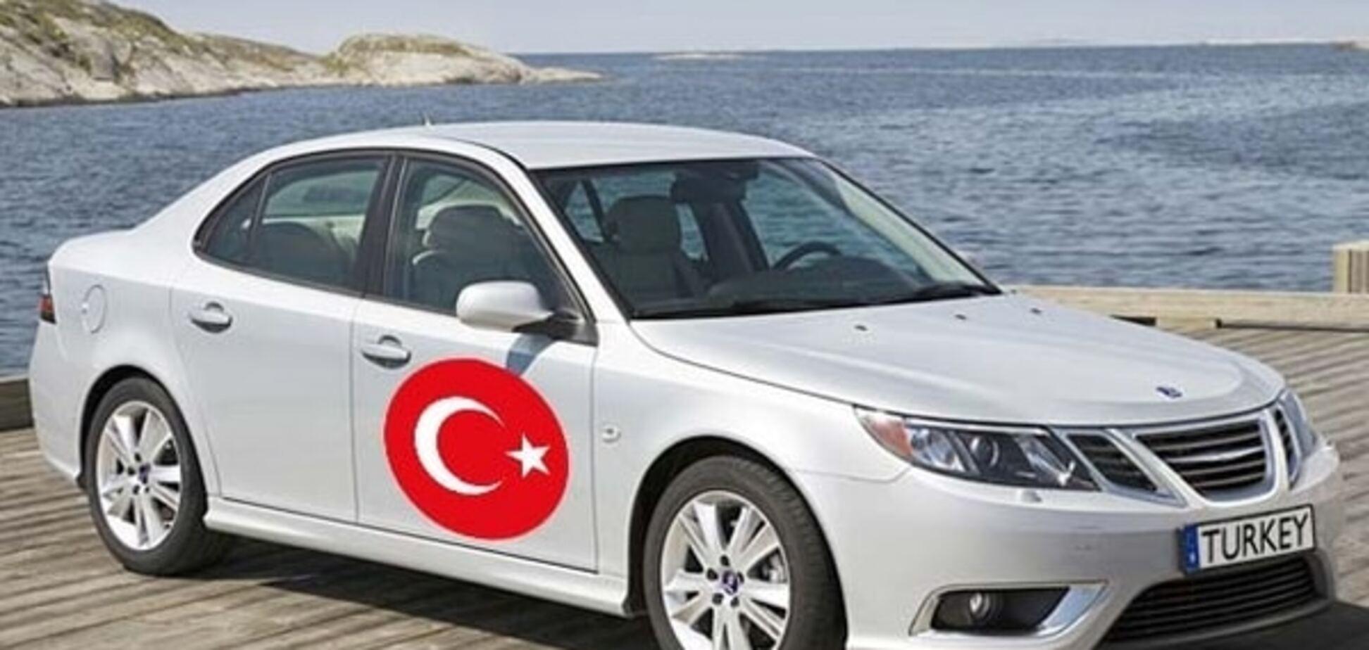 Турция готовит 'национальный автомобиль' на базе устаревшего Saab