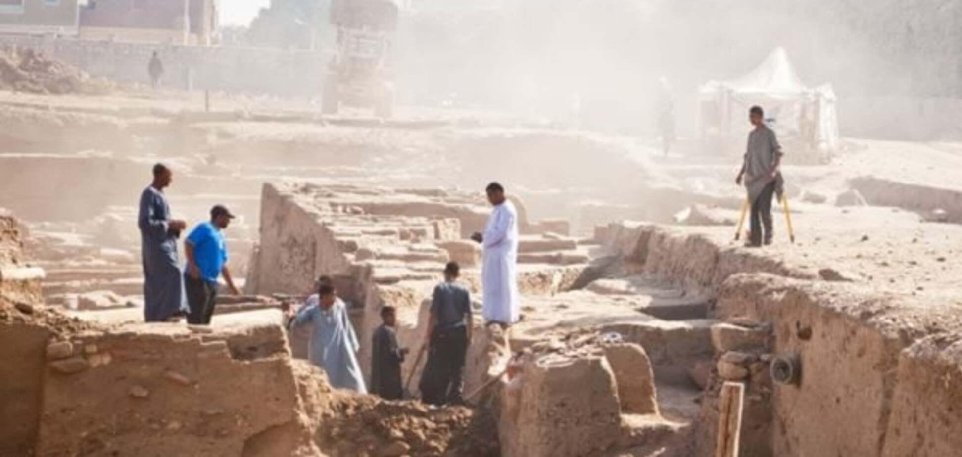 Археологи нашли легендарный 'город греха' Содом