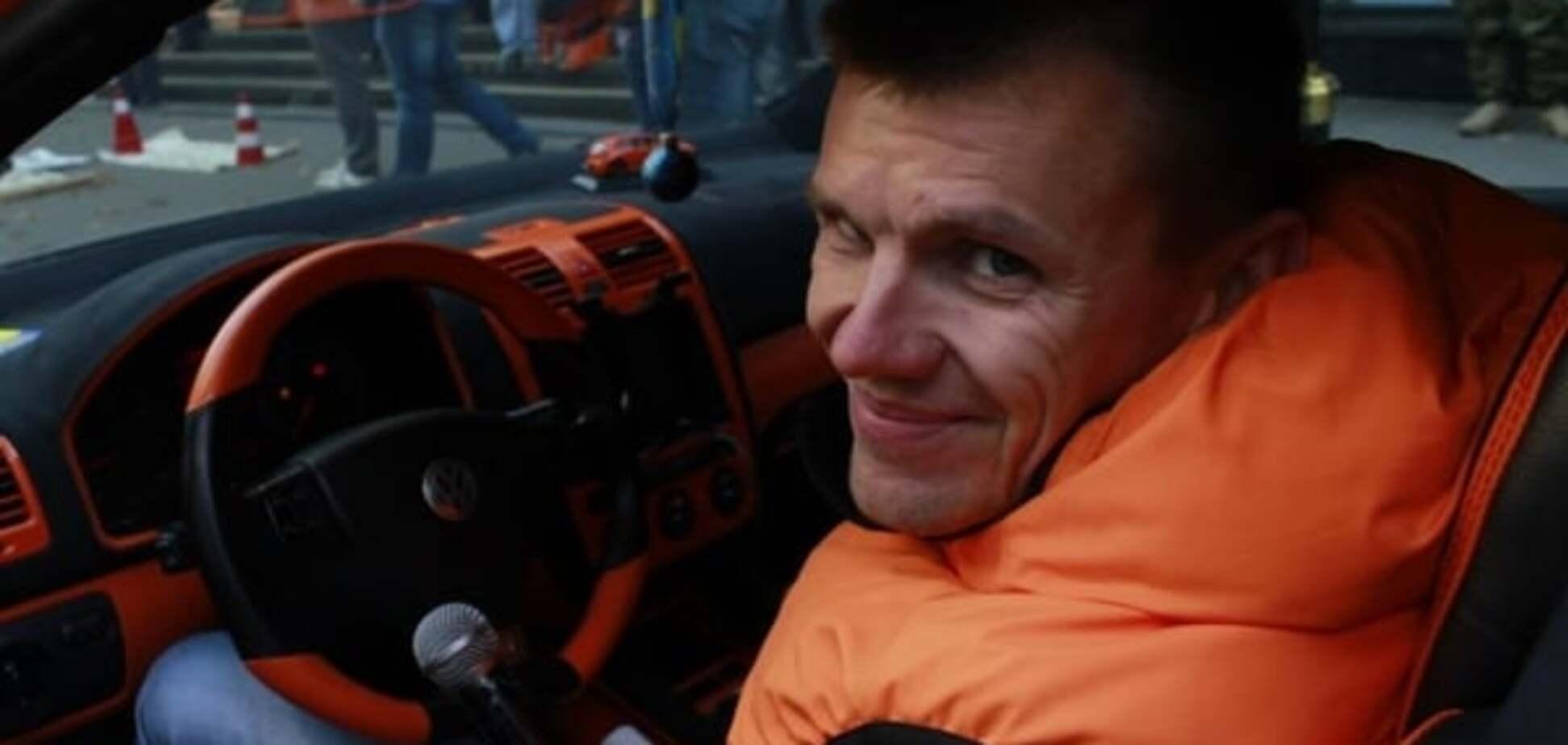 Из 'Автомайдана' в регионалы: люстратор Коба идет в мэры