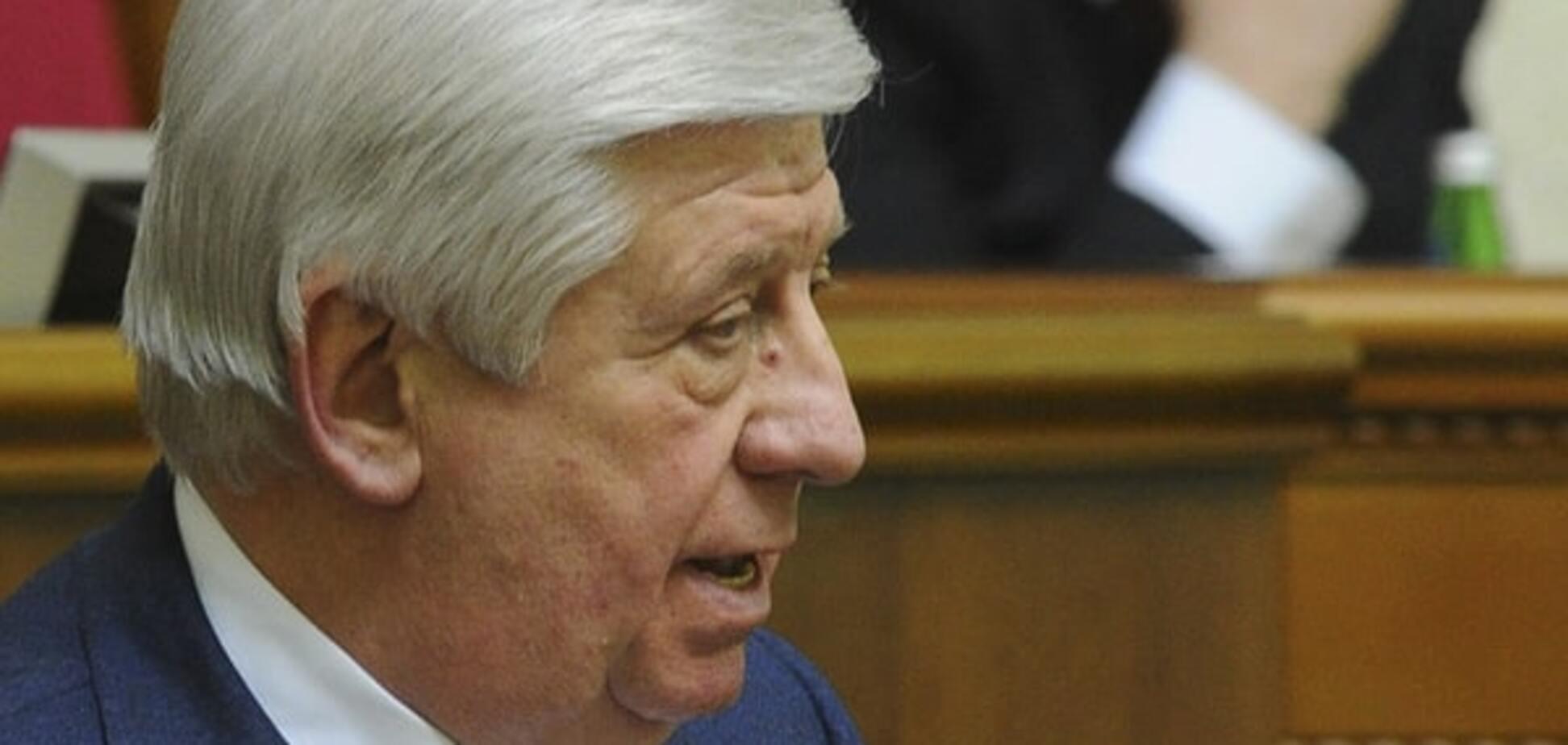 Шокин заявил об отсутствии российского следа в расстреле Майдана