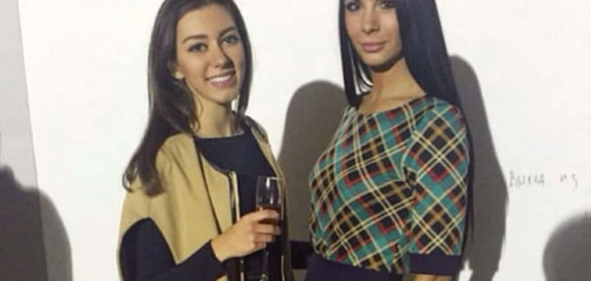 Из копов в светские львицы: лейтенант Милевич развлеклась на Украинской неделе моды