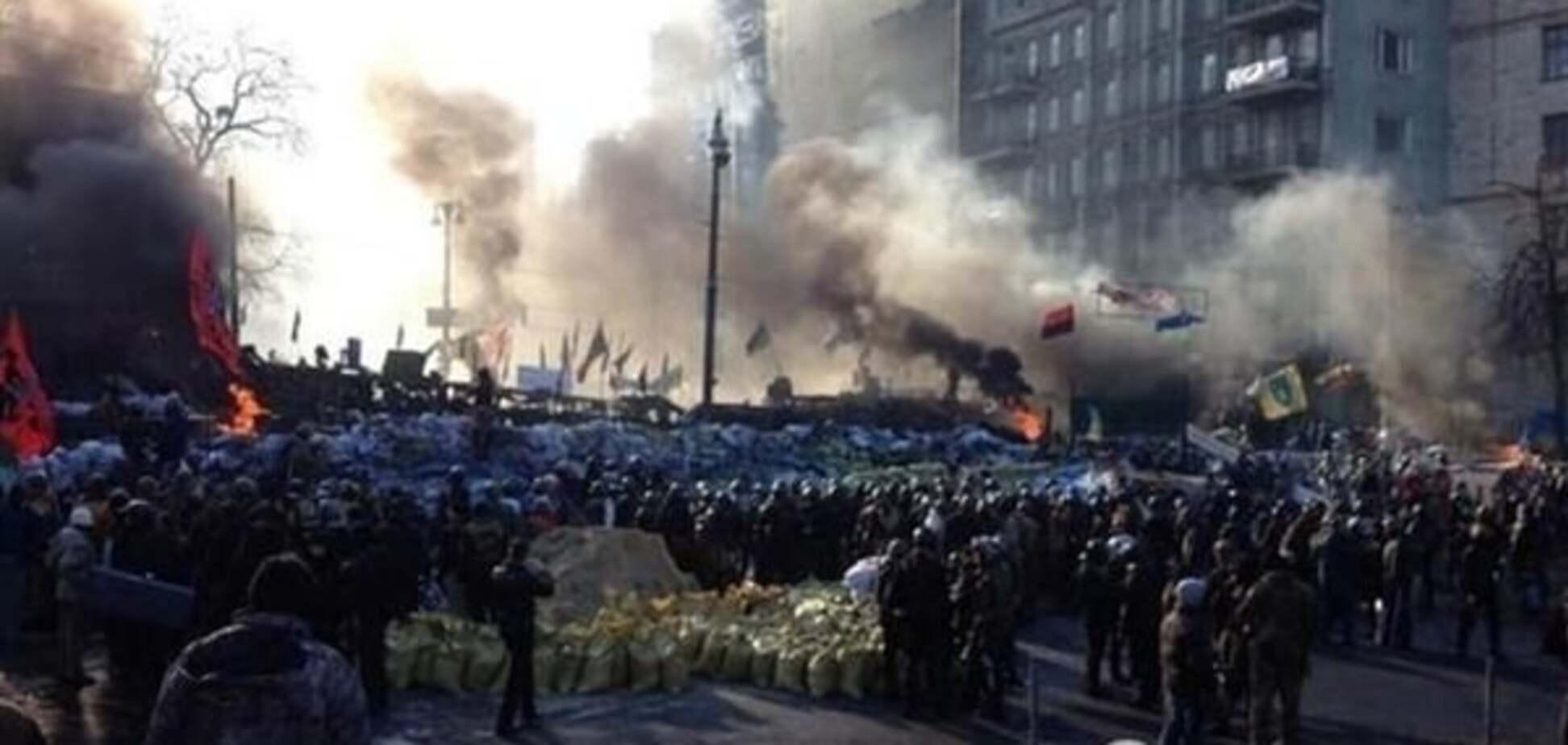 Хто топив Майдан у крові? Затримали екс-командира 'Беркута'