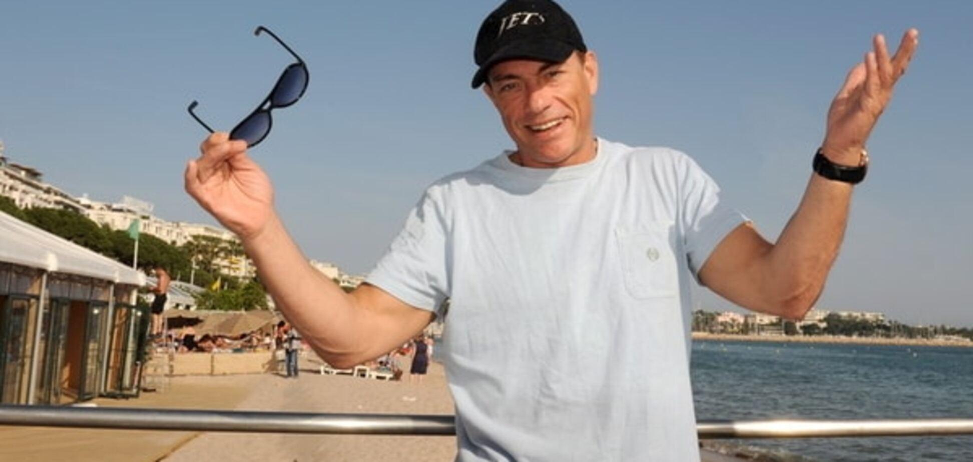 Жан-Клод Ван Дамм: как любовь к украинке перевернула жизнь звезды