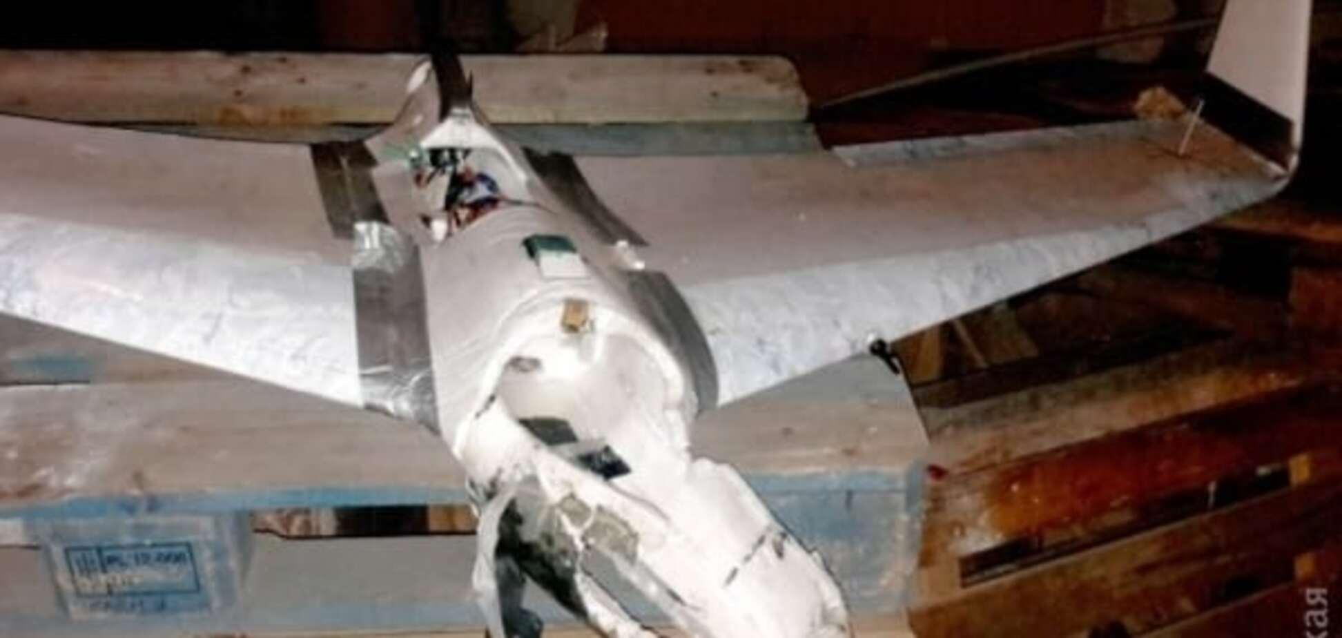 Долітався! Під Маріуполем захопили російський безпілотник, який 'здав' свого господаря: фото і відеофакт