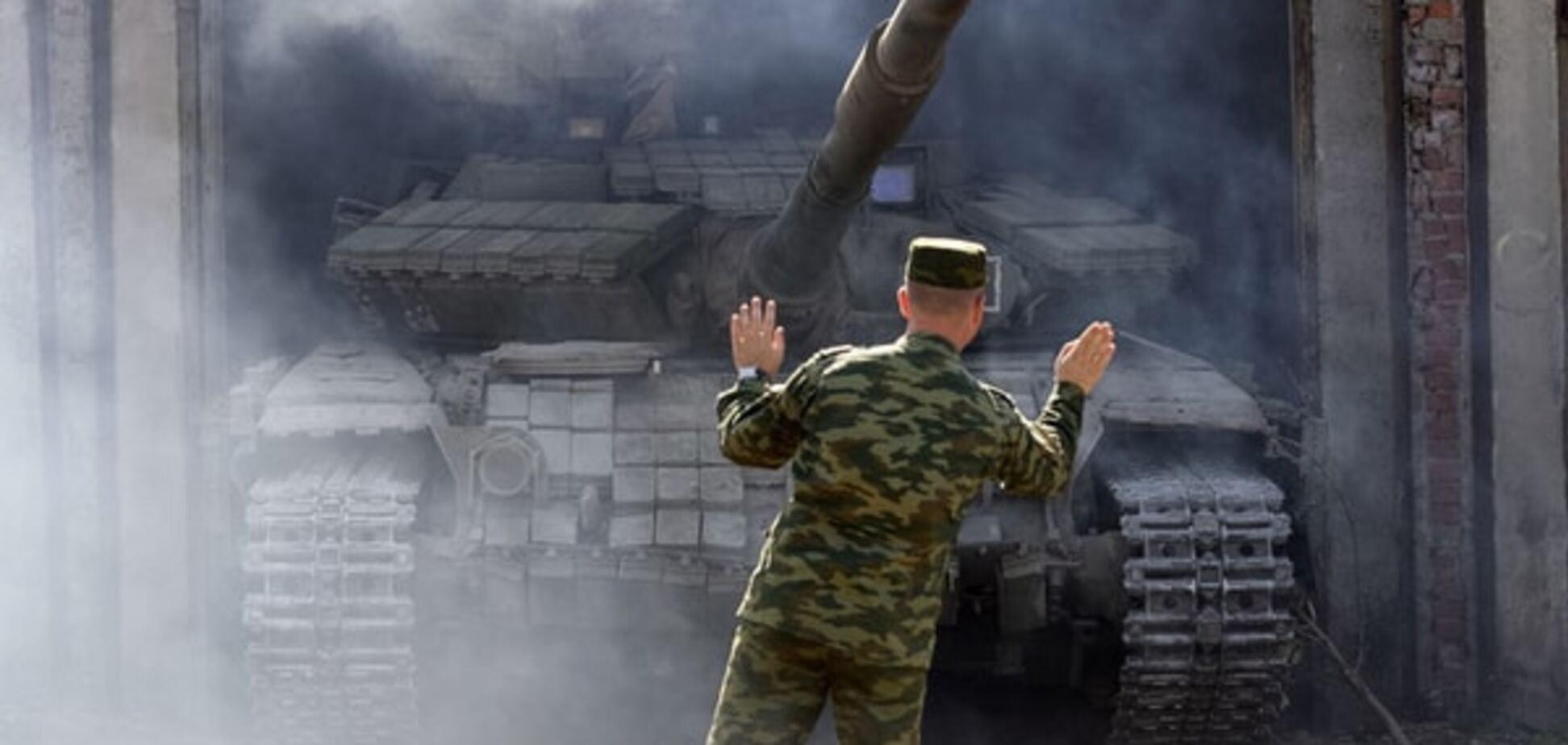 Чують кінець: терористи 'ЛНР' і 'ДНР' масово 'скидають' зброю і боєприпаси