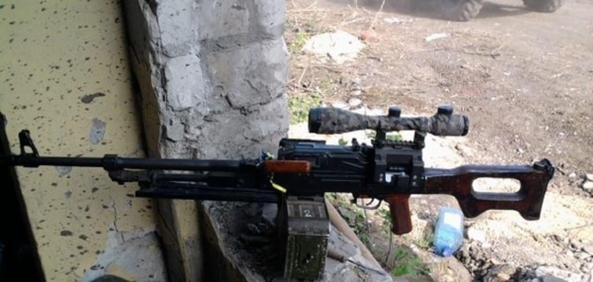 На Донбасі терористи атакували українських військових: поранений боєць
