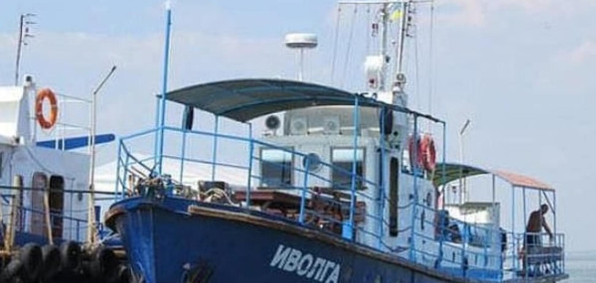 Вісьмох пасажирів затонулої в Затоці 'Іволги' ще шукають - МВС