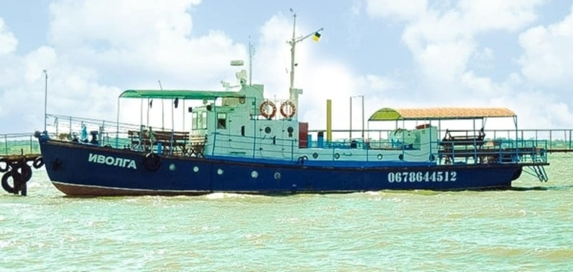 Саакашвілі: капітана судна, що затонуло в Затоці, знайшли вдома п'яним