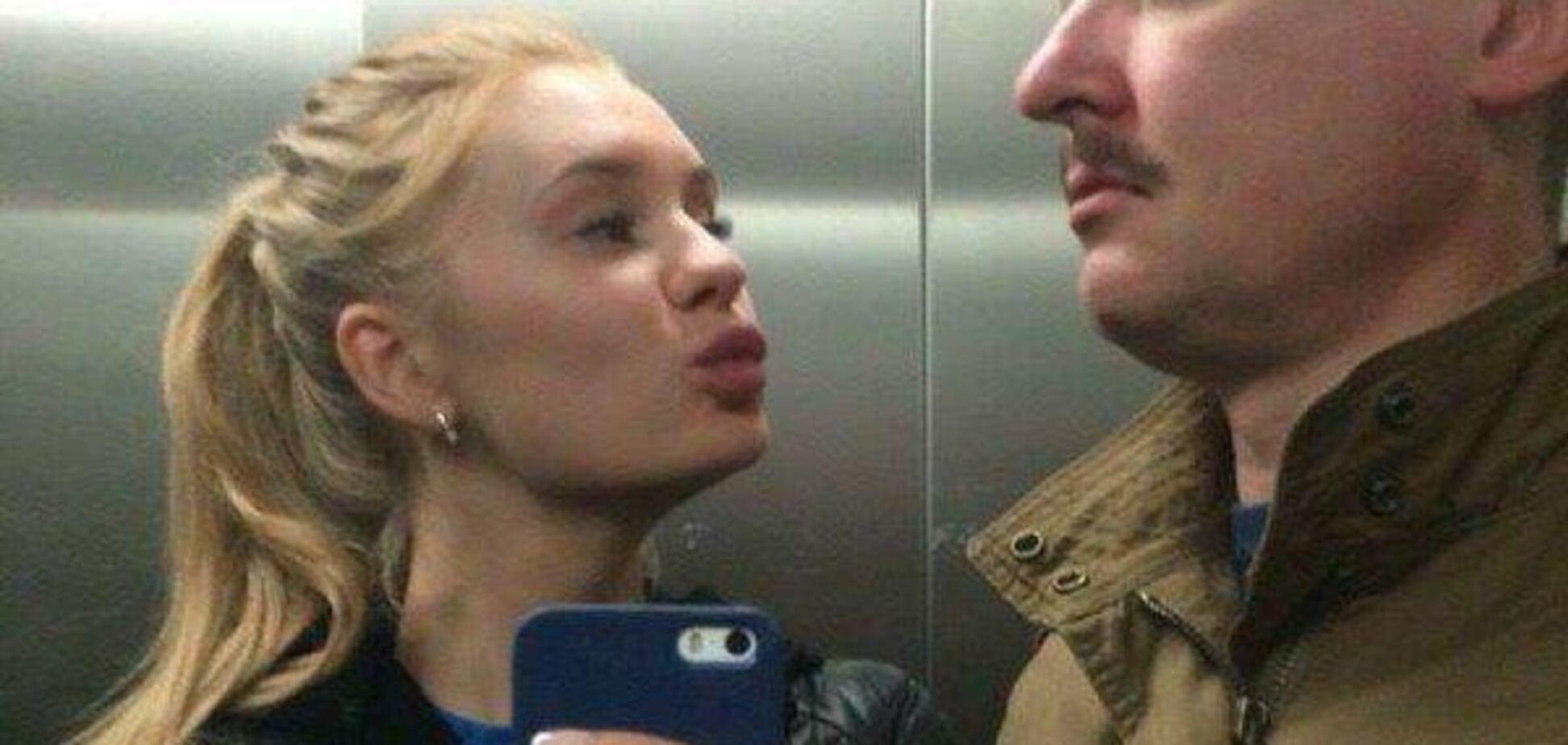 'Вместо Киева и Львова успешно взят московский лифт': сеть взорвало селфи Гиркина. Фотофакт