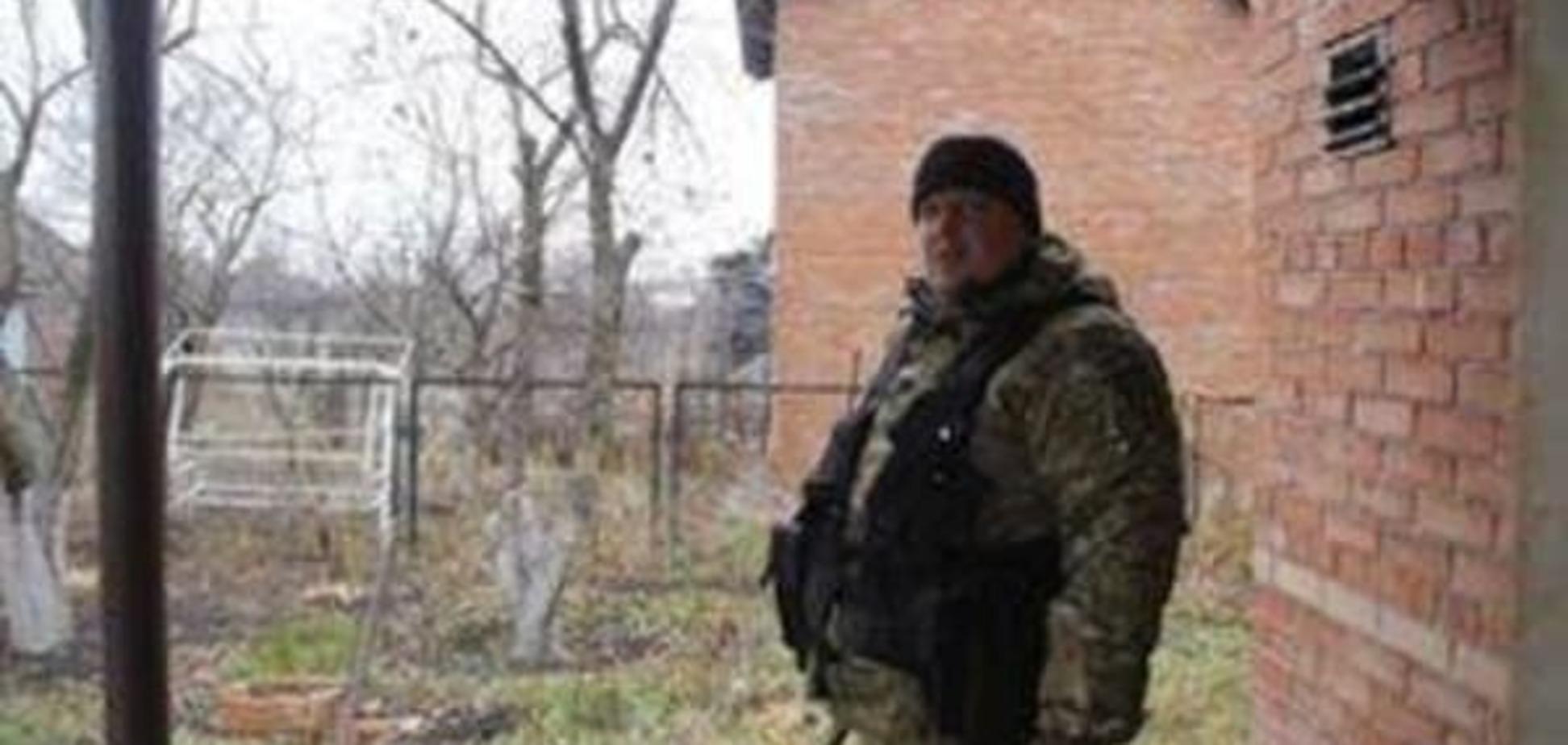 У Пісках снайпер поранив у груди бійця 'Легіону Свободи'