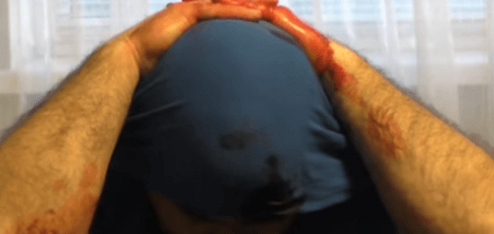 У мережі з'явилося відео затримання 'міністра' 'ЛНР'