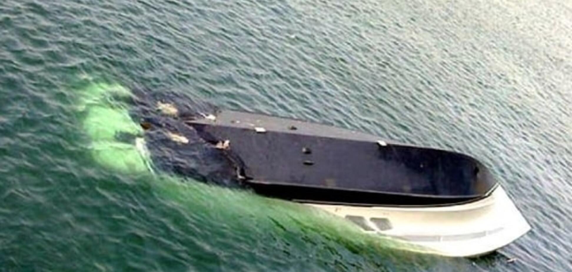 Прокуратура: капітану затонулої 'Іволги' вже оголосили про підозру