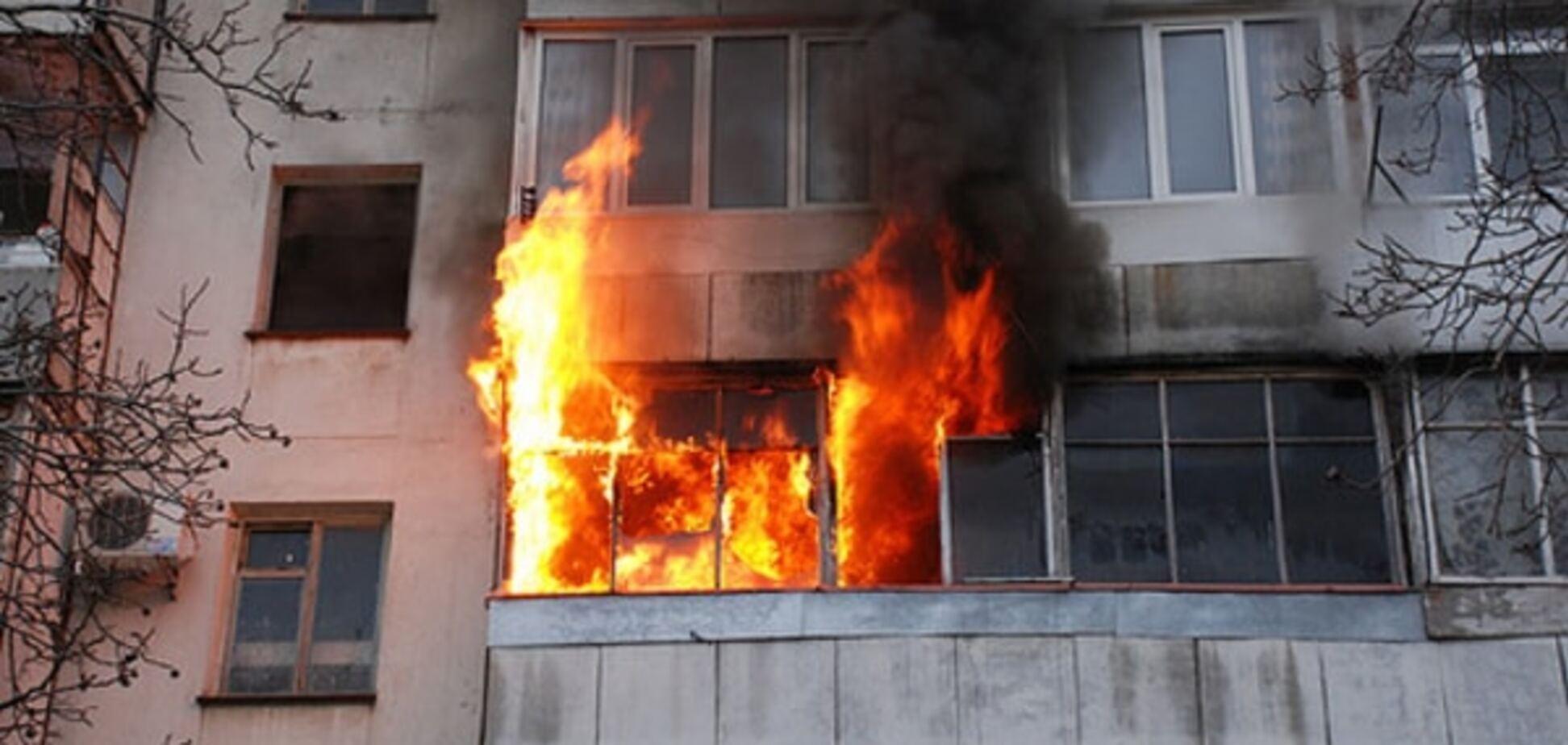 На Київщині в пожежі загинули 5 людей