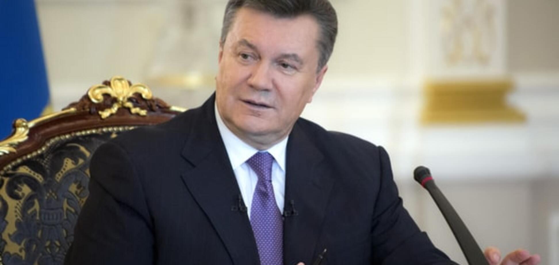 Евросуд не уведомил Минюст о принятии иска от Януковича