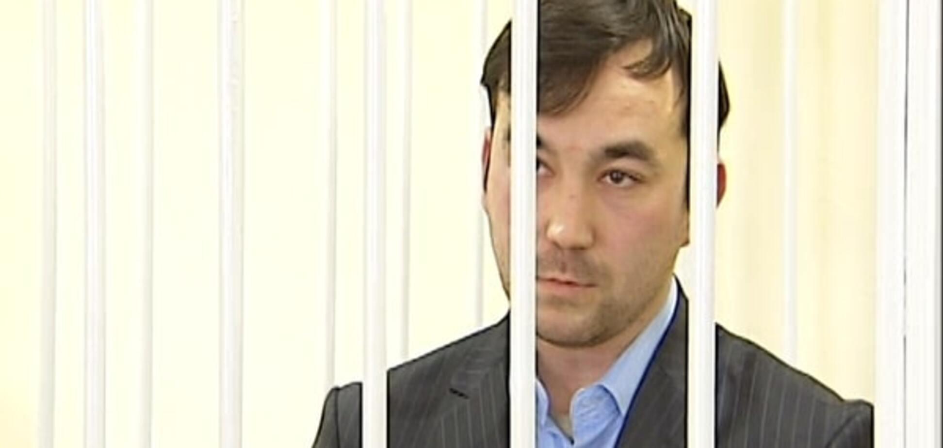 ГРУшник у суді просив відпустити його із СІЗО 'пожити в Києві'